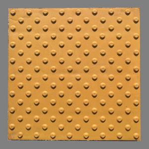 Тактильная плитка полимерпесчаная