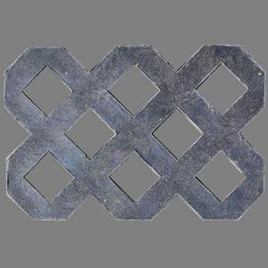 Газонная решетка полимерпесчаная